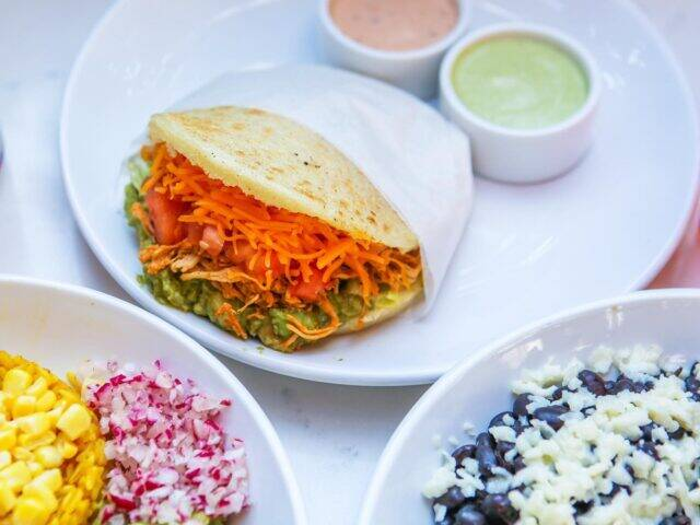 Delcious Tacos in New York