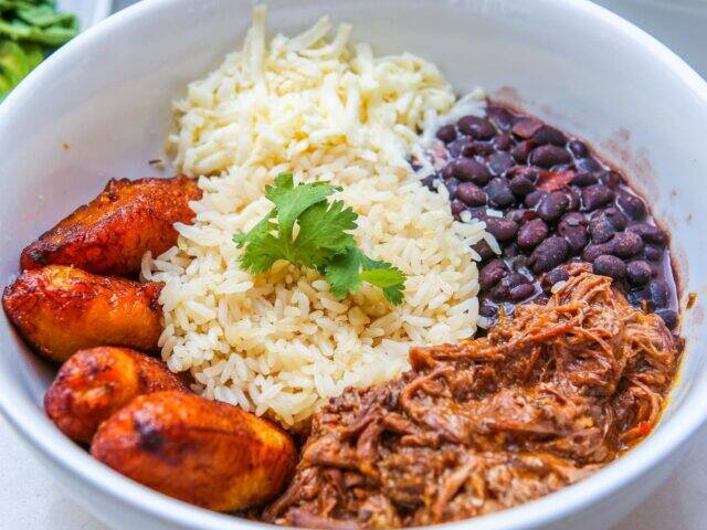 Mix & Match Delicious Latin Food